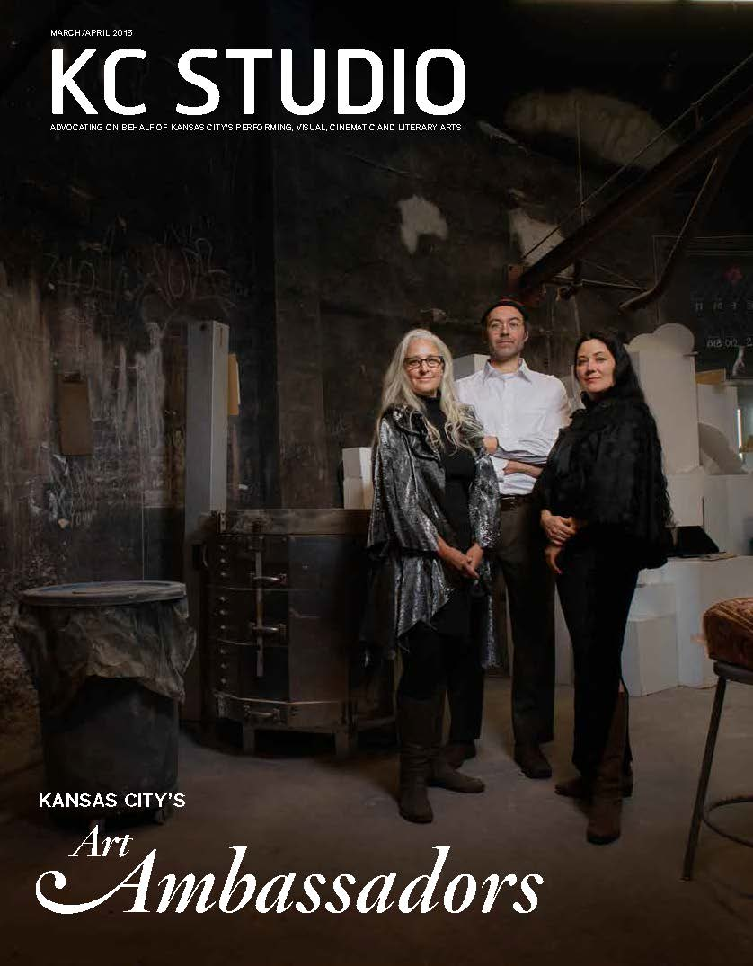 KC Studio Magazine Cover
