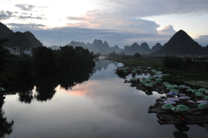 Li River | Guangxi Zhuang, China