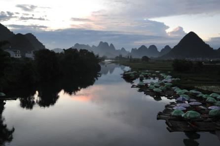 Li River   Guangxi Zhuang, China
